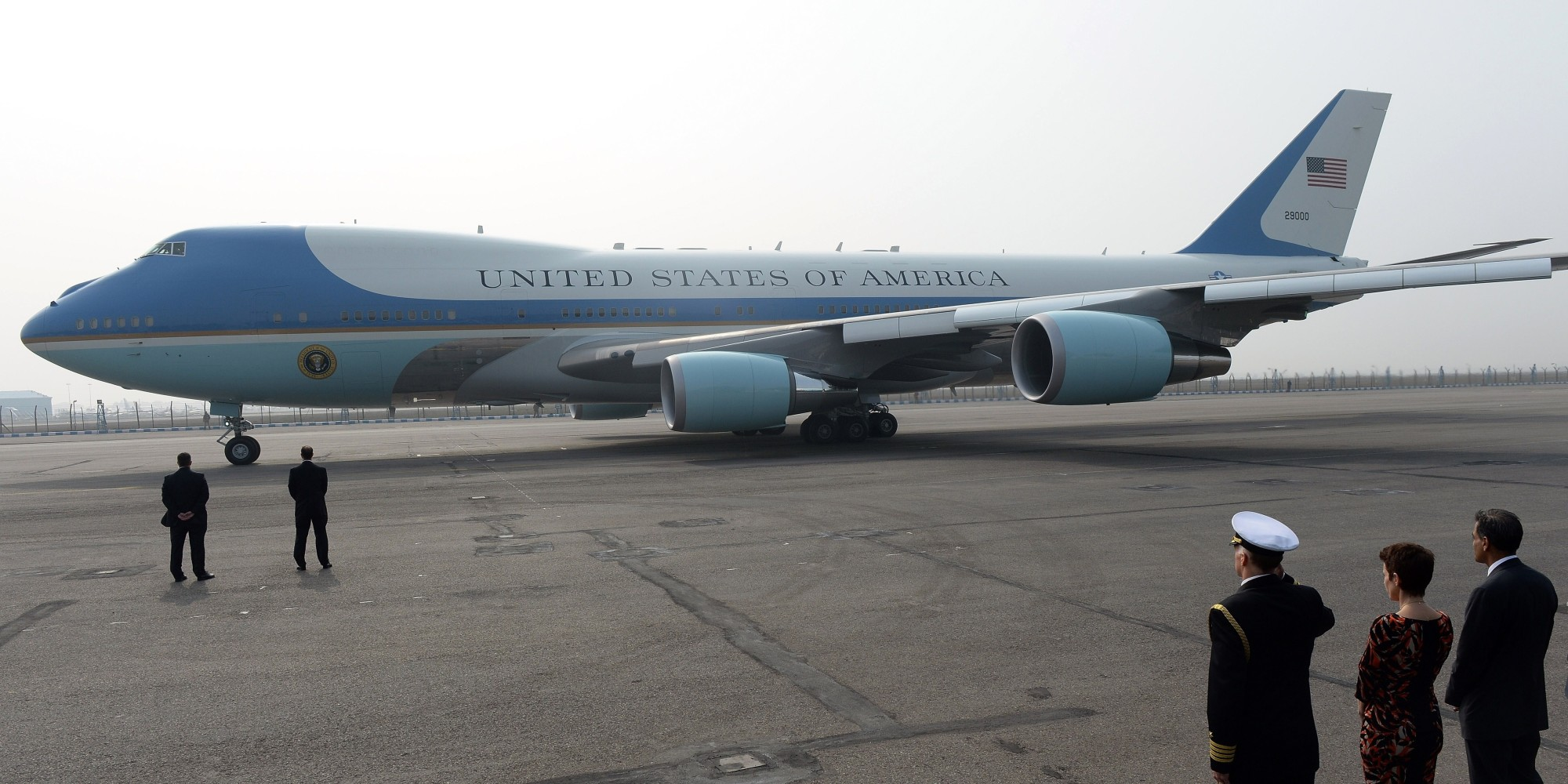 Air Force Will Pick Boeing 747-8 To Replace Air Force One ...