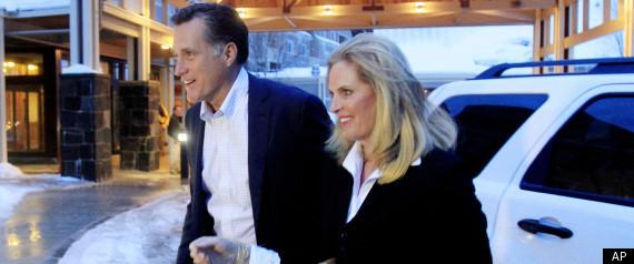 mitt romney wife ann. Mitt Romney#39;s Wife Ann Buys