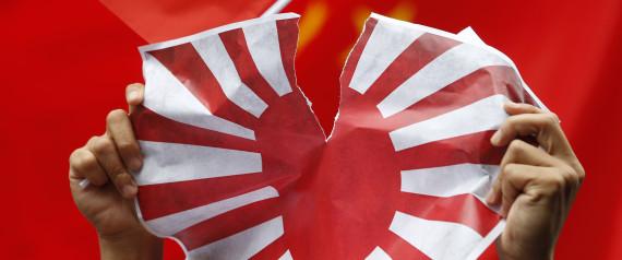 CHINA JAPAN PROTESTS