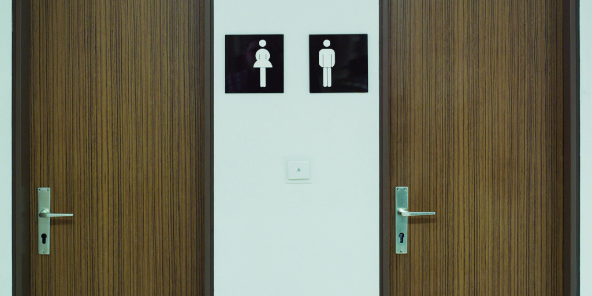 School Bathroom Door school bathroom habits impact life-long bladder health: opening