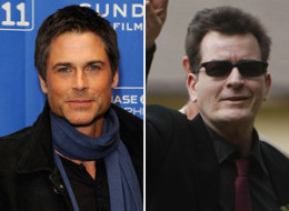 Will Rob Lowe Replace Charlie Sheen?