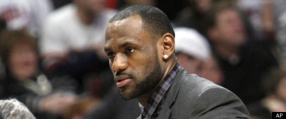 Lebron Sued Night Club