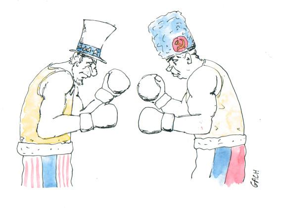 gorbatchev dessin