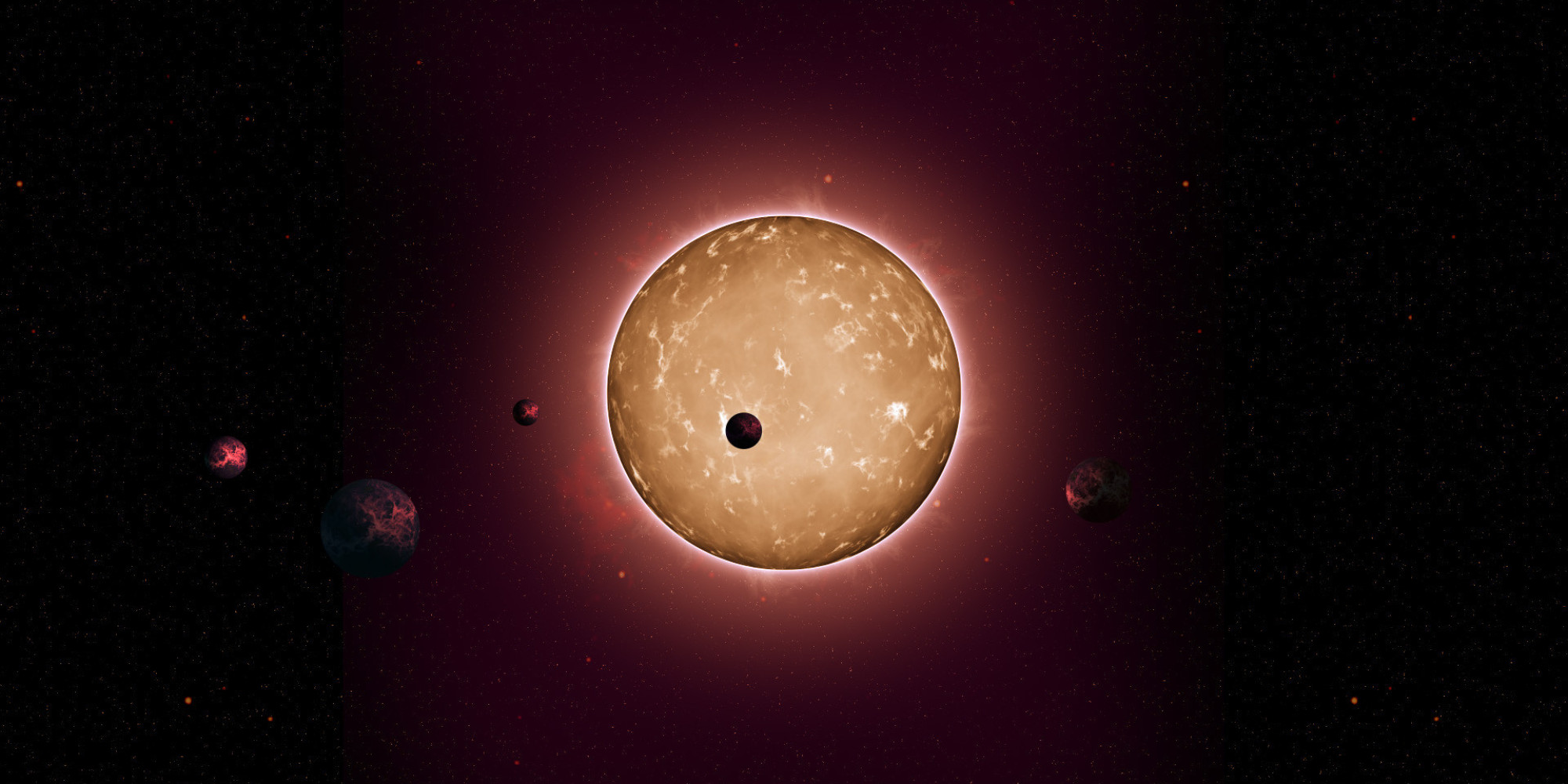 Super Ancient Solar System Sparks New Thinking About