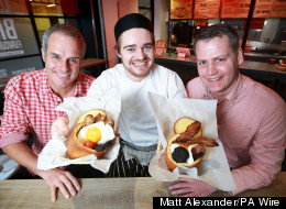 'Full English Bunny' Gets Soho Restaurant Bunnychow Awarded 'Most Innovative Breakfast' Title