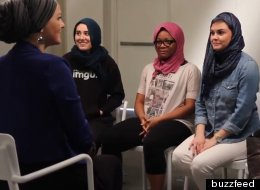 What Is It Like To Wear A Hijab? Four Women Cover Theirs Heads For A Day To Find Out