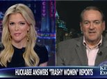 Megyn Kelly Has News For Huckabee About 'Trashy' Women In The Workplace