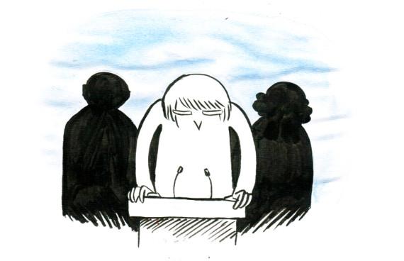 dessin euthanasie