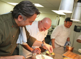 Colicchio Brings In Craft Alumni David Chang, Marco Canora For 10th Anniversary Dinner
