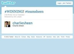 Charlie Sheen And Denise Richards: The Week In Tweets (PHOTOS)