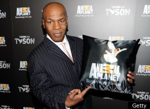 Mike Tyson Peta Protests