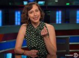 Kristen Schaal Valiantly Stands For Manspreaders