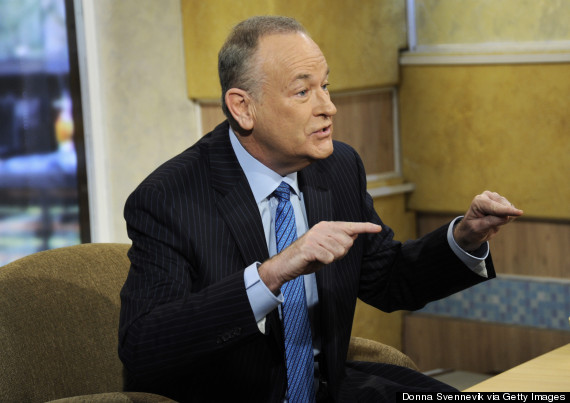 bill oreilly fox news