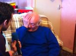 Widower Cries Tears Of Joy After Hearing Late Wife's Voice Again