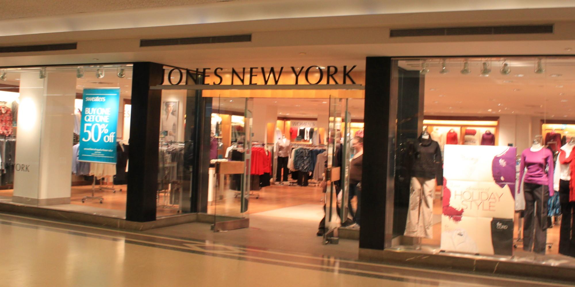 Jones York Black Top Size Xl