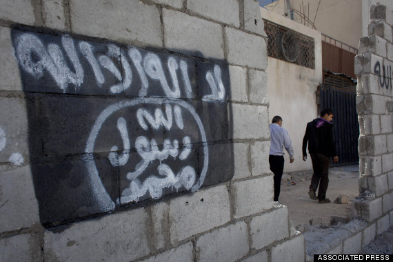 islamic state signs