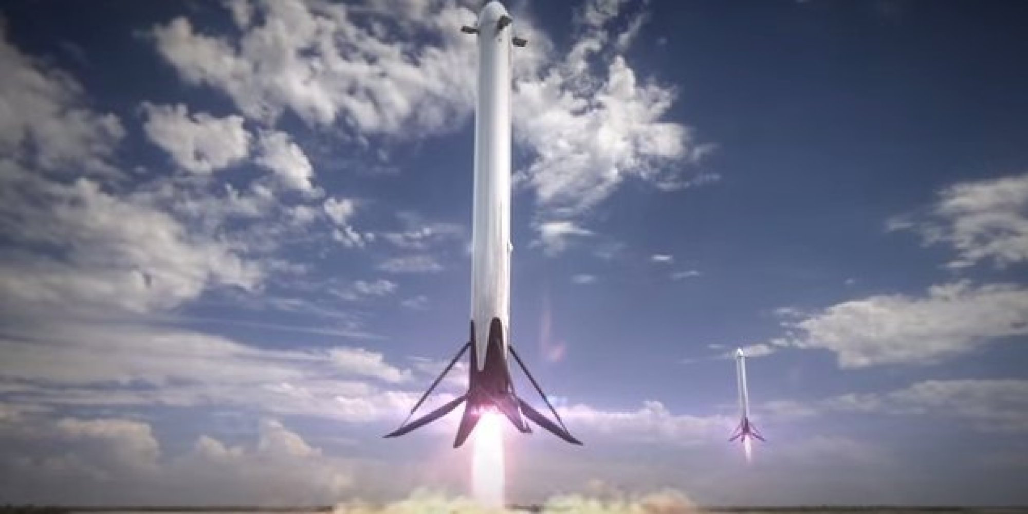 future spacex rockets - photo #26