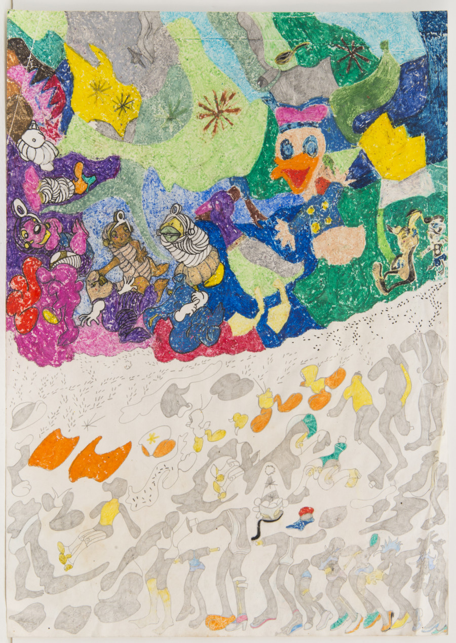 What Is The Meaning Of Outsider Art The Genre With A Story