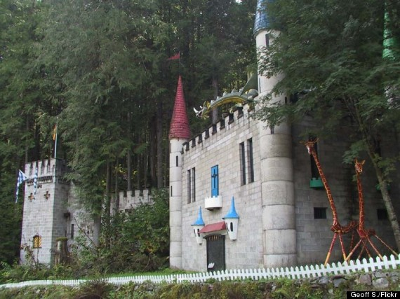 enchanted forest revelstoke