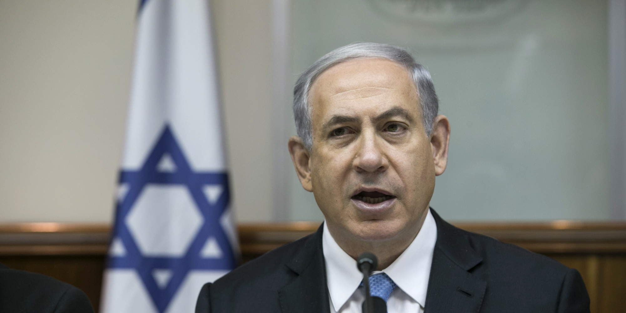 Netanyahu Is Talking To Leading Democrats To Little Effect So Far
