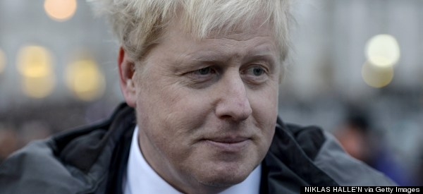 IS Fighters Are Quite Literally W******, Says Boris