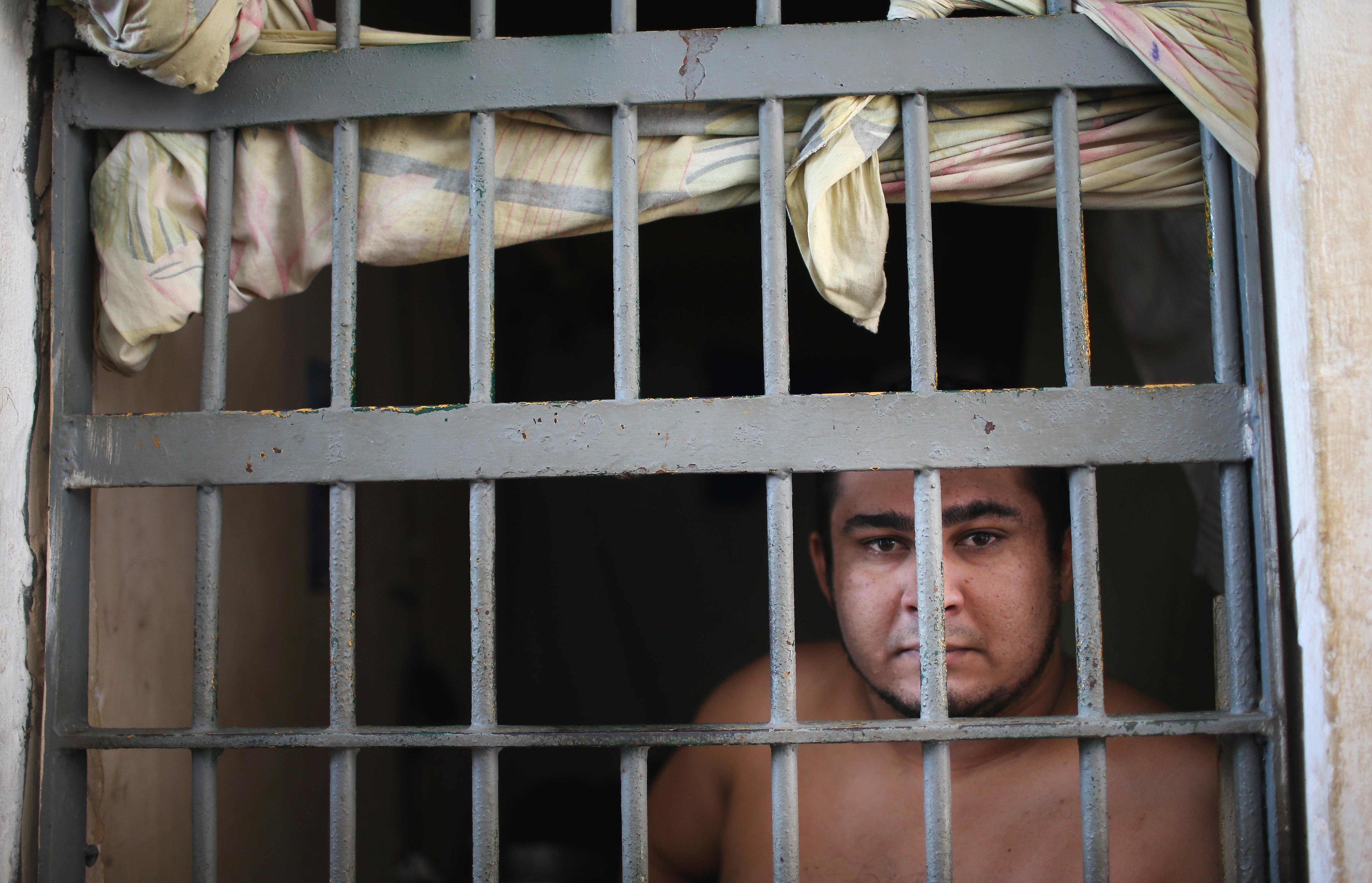 brazil prison