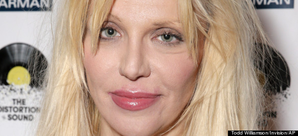 Courtney Love Admits To Using Heroin While Pregnant
