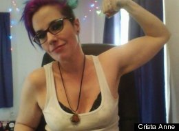 Depression Sufferer, Crista Anne, Live-Blogs Her Struggle To Orgasm Due To Anti-Depressants
