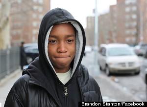Humans Of New York Vidal Chastanet