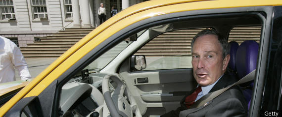 BLOOMBERG TAXI