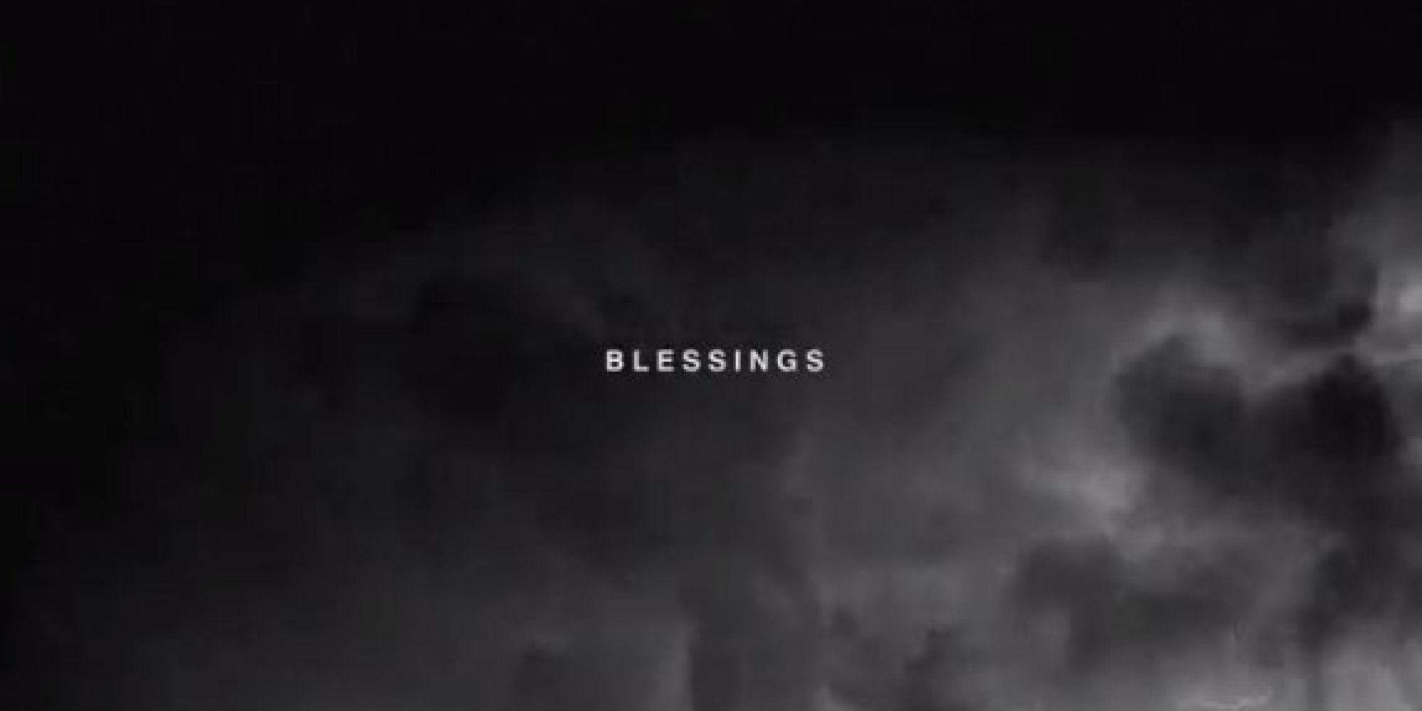 Big Sean Drops 'Blessings' Featuring Kanye West And Drake
