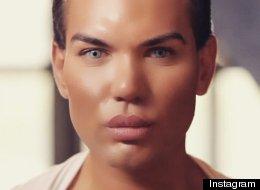 Conoce a Rodrigo Alves, el nuevo muñeco Ken humano