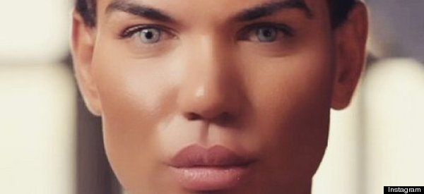 Meet Rodrigo Alves, The New 'Human Ken Doll'