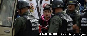 VENEZUELAN STUDENT PROTESTS