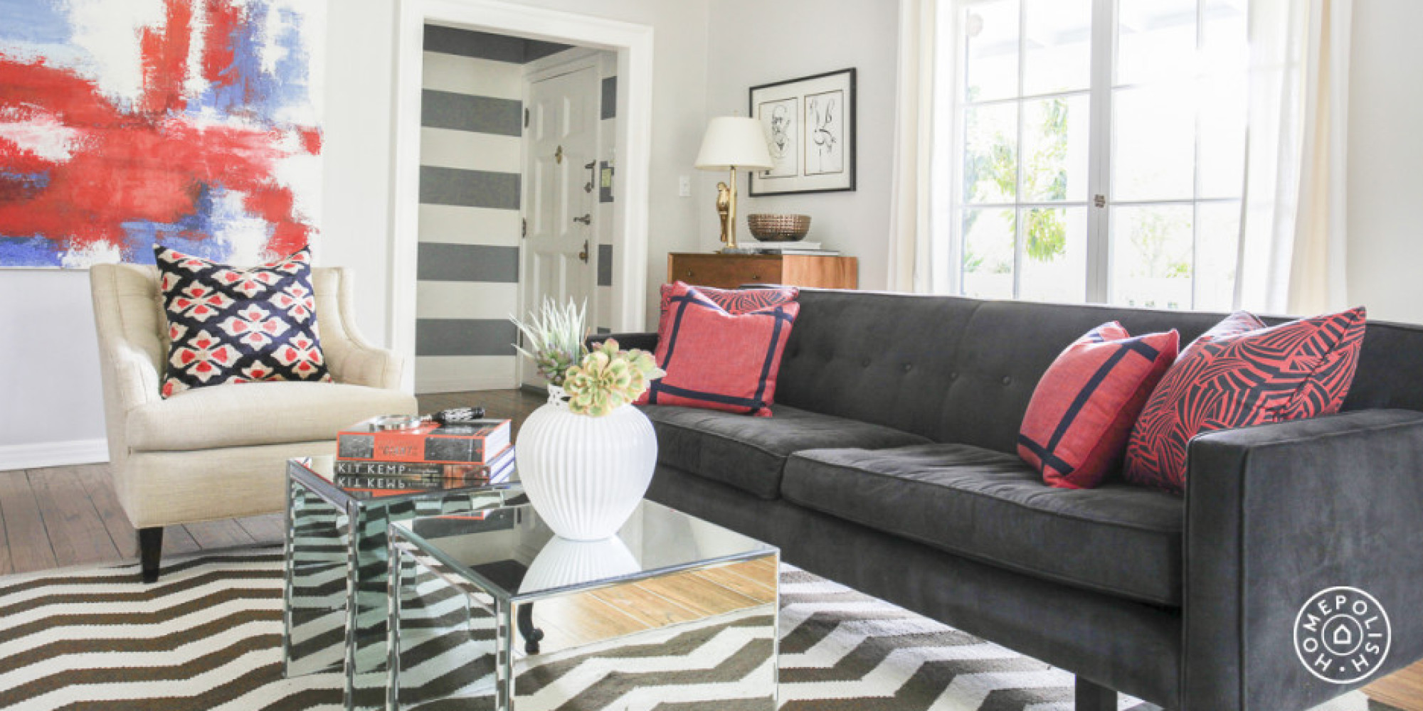 ways to use gray decor without feeling depressed huffpost