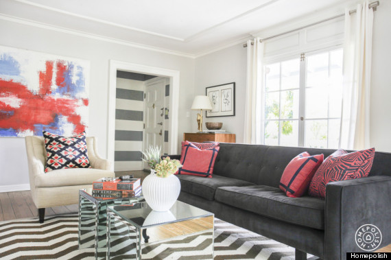 7 ways to use gray decor without feeling depressed | huffpost
