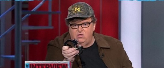 MICHAEL MOORE MADDOW