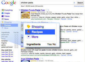 Google Recipe Search Food Bloggers