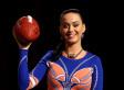 Katy Perry y su perrita están más que listas para el Super Bowl