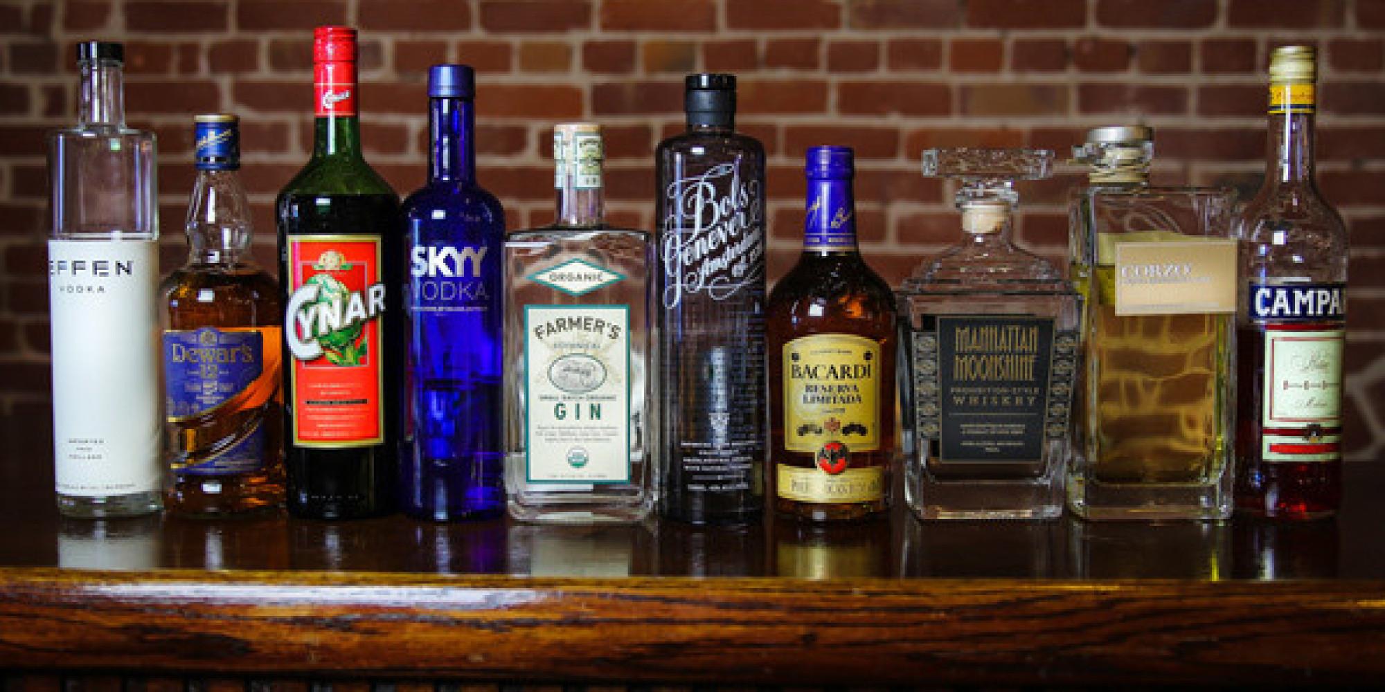 Strong Liquor Brands Know About Liquor Brands