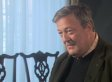 Stephen Fry Delivers Stunning Rebuke When Asked About Meeting God
