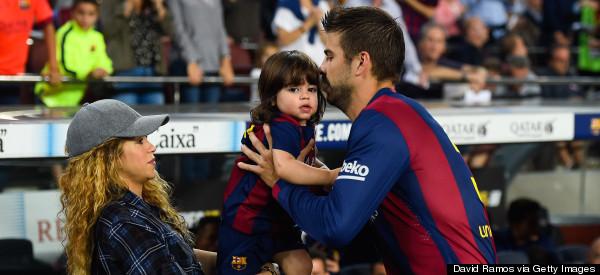 ¿Coincidencia? Shakira, Piqué, y su familia Acuario