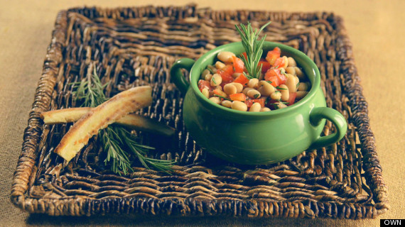 white bean salsa