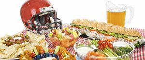 FOOTBALL SNACKS