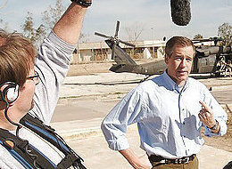 Brian Williams Iraq