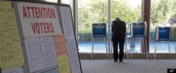 Wisconsin Vote