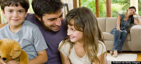 ESTO PASA CON TUS HIJOS<BR> CUANDO TE DIVORCIAS