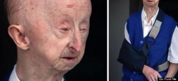 Complete Strangers Have Raised £220,00 For A 67-Year-Old Mugging Victim