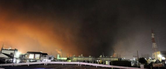 JAPAN EARTHQUAKE NUCLEAR POWER PLANT