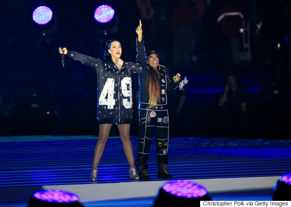 katy perry super bowl outfits